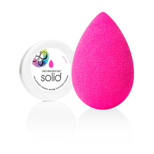 Beautyblender Original and Mini Blendercleanser Solid