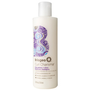 Briogeo Curl Charisma Rice Amino and Shea Moisture Shampoo