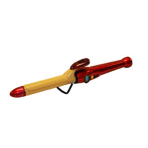 CHI Air Texture Tourmaline Ceramic Curling Iron 1 inch - Fire Red