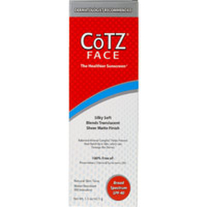 Cotz Face Natural Skin Tone SPF 40