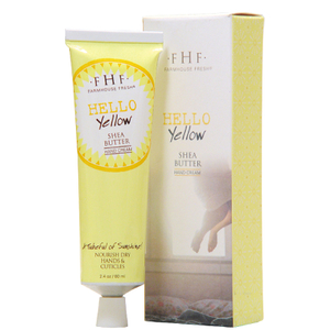 FarmHouse Fresh Hello Yellow Shea Butter Hand Cream
