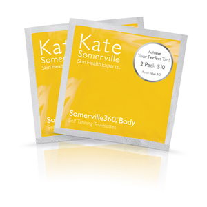 Kate Somerville 360 Tanning Towelette 2 Pack