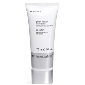 md formulations Glycare Acne Gel (75ml)