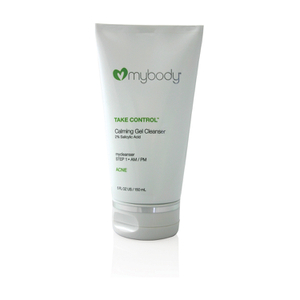 mybody Take Control Calming Gel Cleanser