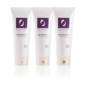 Osmotics Age Prevention Sheer Facial Tint SPF 45 - Light