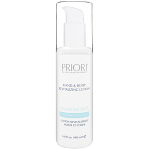 PRIORI Advanced AHA Hand and Body Revitalizing Lotion