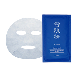 SEKKISEI Essence Radiance Boosting Mask