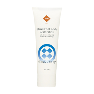 Skin Authority Hand Foot Body Restoration