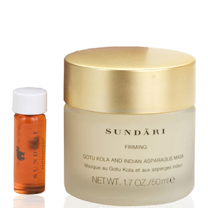 Sundari Gotu Kola and Indian Asparagus Mask