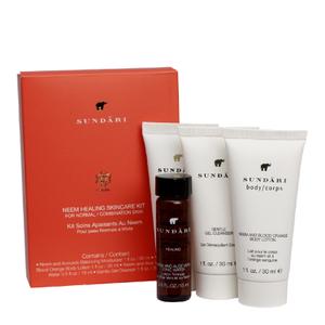 Sundari Neem Healing Skincare Kit