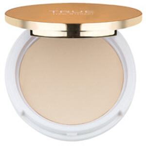 True Isaac Mizrahi Pressed and Perfect Powder Foundation - Buff