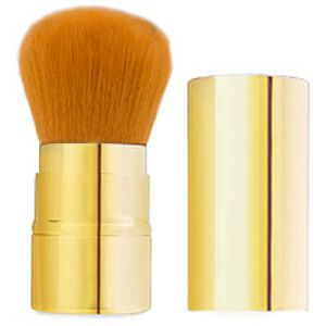 True Isaac Mizrahi Retractable Powder Brush