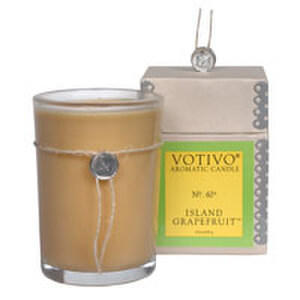 Votivo Aromatic Candle - Island Grapefruit