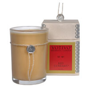 Votivo Aromatic Candle - Red Currant