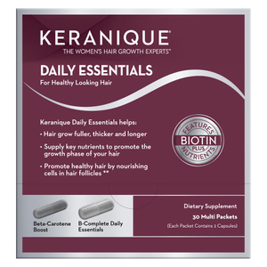 Keranique Daily Essential Supplements