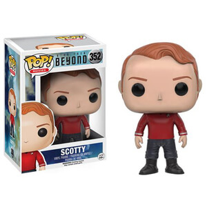 Star Trek: Más Allá Scotty Pop! Vinyl Figure