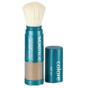 Colorescience Pro Sunforgettable Mineral Sun Protection Brush SPF 50 - Matte Tan