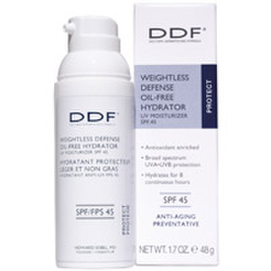 DDF Weightless Defense Hydrator UV Moisturizer SPF 45