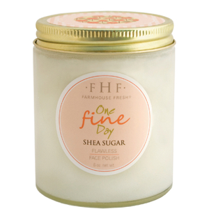 FarmHouse Fresh One Fine Day Shea Sugar Flawless Face Polish