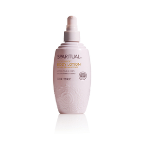 SpaRitual Look Inside Organic Moisturizing Lotion