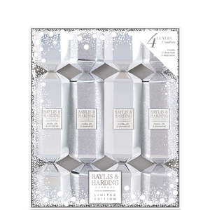 Baylis & Harding Mosaic Jojoba, Silk & Almond Oil 4 Cracker Set