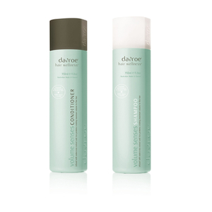Davroe Volume Senses Shampoo and Conditioner