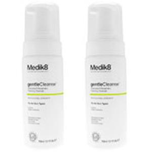2x Medik8 Gentle Cleanse