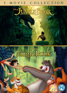 The Jungle Book - Live Action & Animation