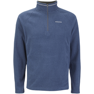 Craghoppers Men's Selby Half Zip Fleece - Vintage Indigo