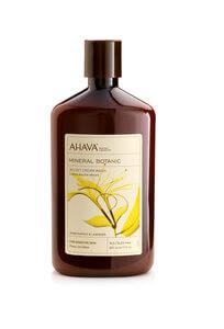 AHAVA Mineral Botanic Cream Wash Honeysuckle and Lavender