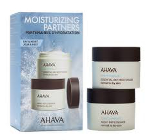AHAVA Moisturising Partners Day and Night