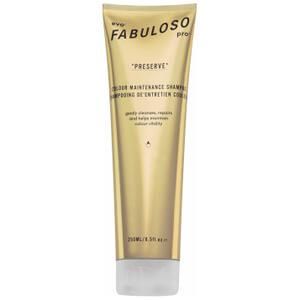 Evo FABULOSO pro Preserve - colour maintenance shampoo