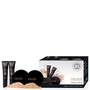Inika Trial Pack - Light