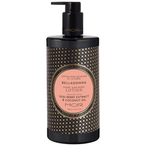 MOR Emporium Classics - Belladonna Hand and Body Lotion