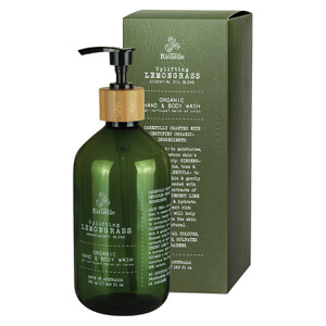Urban Rituelle Organic Hand & Body Wash - Lemongrass Blend