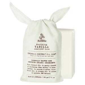 Urban Rituelle Organic Coconut Oil Soap - Vanilla blend