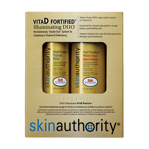 Skin Authority VitaD Fortified Illuminating Duo