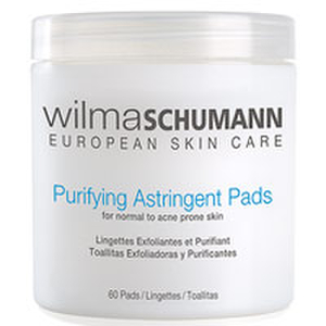 Wilma Schumann Purifying Astringent Pads (60 Pads)