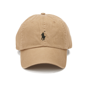 Polo Ralph Lauren Men's Classic Sport Cap - Granary Tan