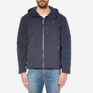 Polo Ralph Lauren Men's Hooded Anorak - Aviator Navy