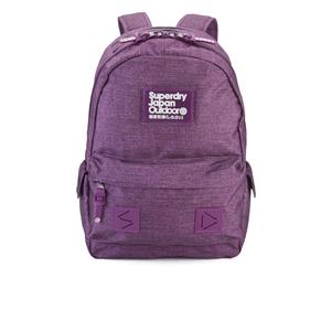 Superdry Women's Simba Montana Backpack - Plum