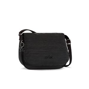 Kipling Women's Earthbeat Medium Cross Body Bag - Dazzling Black