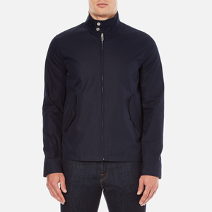 PS by Paul Smith Men's Zipped Harrington Jacket - Navy