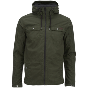 Produkt Men's Pro 05 Hooded Jacket - Forest Night
