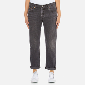 Levi's Women's 501 CT Tapered Fit Jeans - Fading Coal