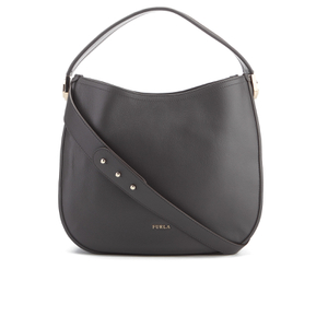 Furla Women's Luna Medium Hobo Bag - Lava