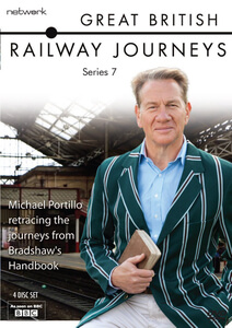 Great British Railway Journeys - The Complete Series 7