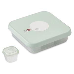 Joseph Joseph Dial 10-Piece Baby Food Storage Set