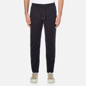 Folk Men's Drawstring Trousers - Deep Navy