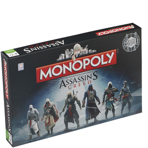 Monopoly - Assassin's Creed Edition